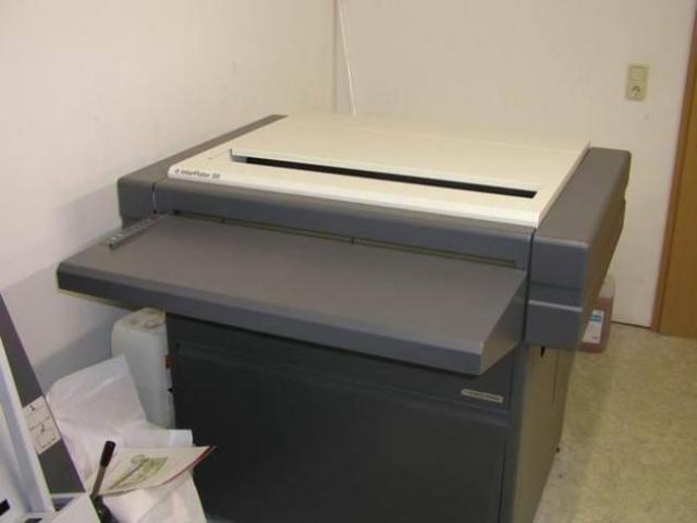 Glunz & Jensen Interplater Thermalplatten-Entwicklung - 1