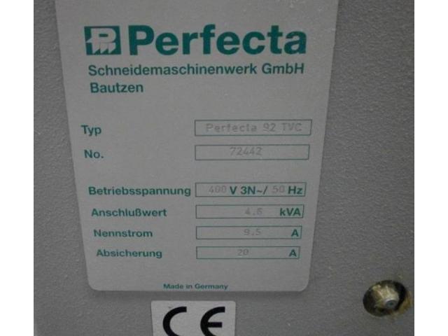Perfecta 92 TVC Schnellschneider - 5