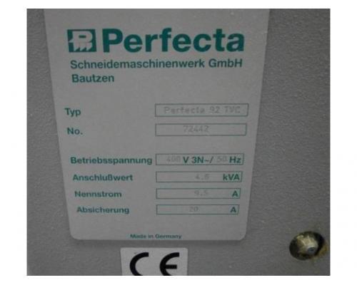 Perfecta 92 TVC Schnellschneider - Bild 5