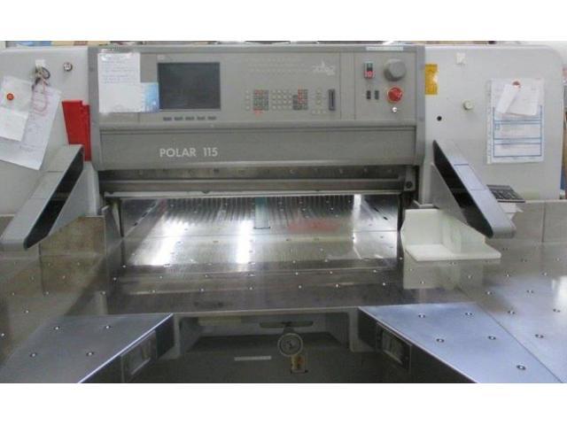 Polar Mohr 115 ED Schneidelinie - 1