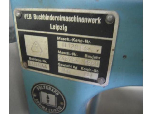 Polygraph D 120 Schlagschere - 2