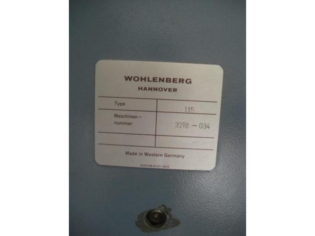 Wohlenberg 115 MCS-2 TV Schnellschneider - 3
