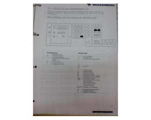 Wohlenberg WP 76 SPM Schnellschneider - Bild 6
