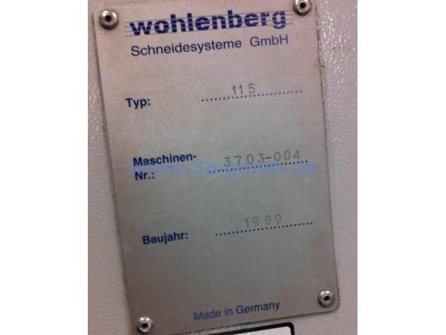 Wohlenberg cut-tec 115 Schneidemaschine - 2