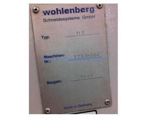 Wohlenberg cut-tec 115 Schneidemaschine - Bild 2