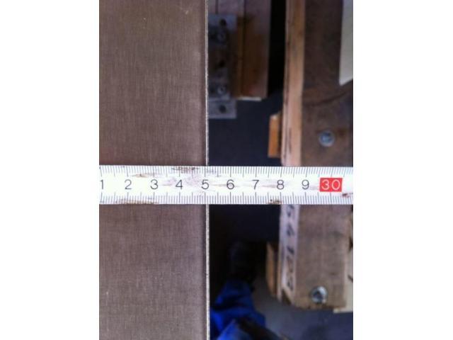 pneumatisch absenkbarer Seitenanschlag - 4