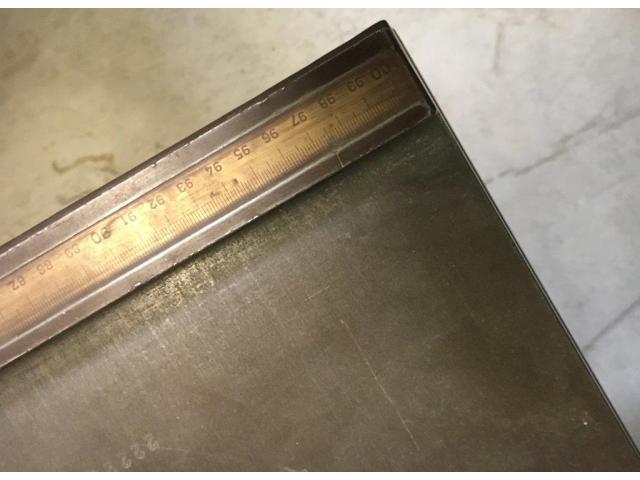 Schimanek Typ 10 Pappenschere mit Untergestell - 4