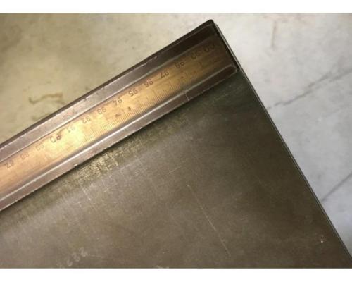 Schimanek Typ 10 Pappenschere mit Untergestell - Bild 4