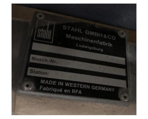 Heidelberg Stahlfolder ET 43 A mobiler Eckfördertisch - Bild 2