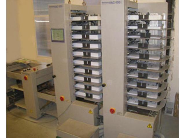 Horizon VAC 100 Saugluft-Zusammentragmaschine - 1