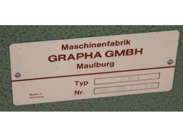 Müller Martini ZTM 201 Zusammentragmaschine - 5
