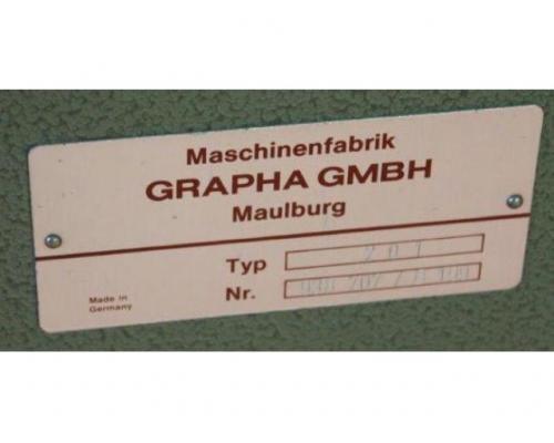 Müller Martini ZTM 201 Zusammentragmaschine - Bild 5
