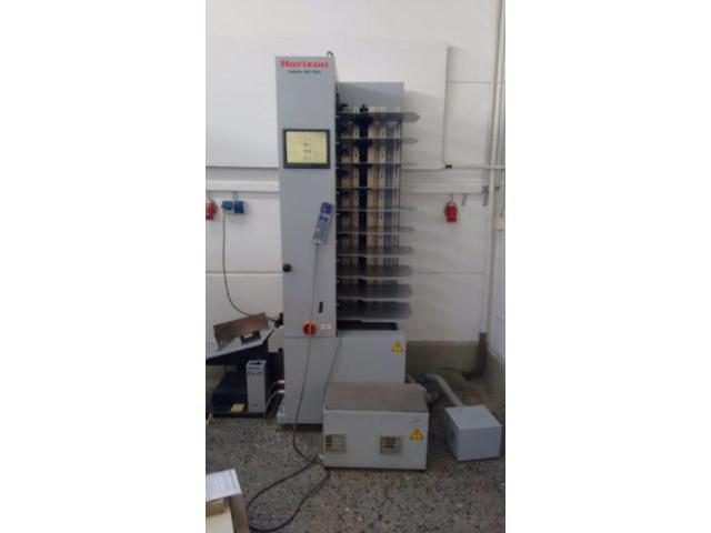 Horizon VAC 100 a Saugluft-Zusammentragmaschine - 1