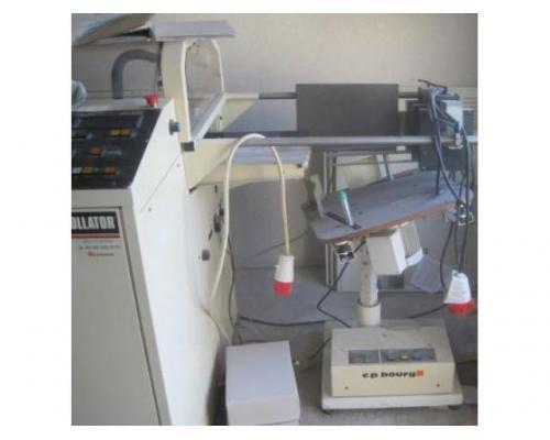 c. p. Bourg Modulen Zusammentragmaschine - Bild 1