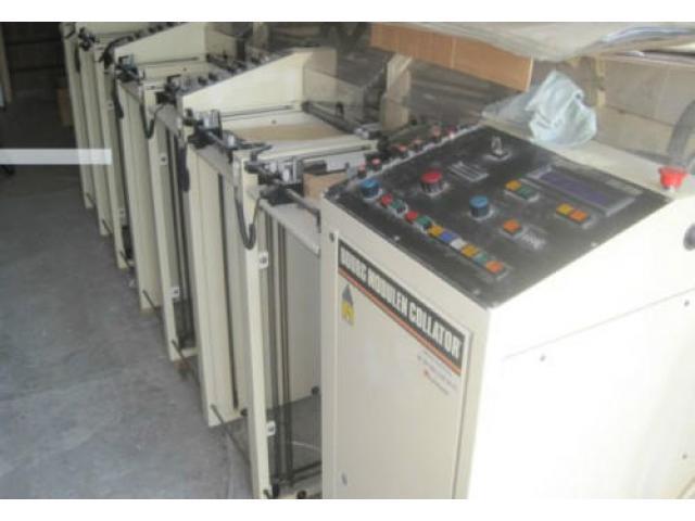 c. p. Bourg Modulen Zusammentragmaschine - 2