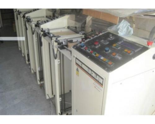c. p. Bourg Modulen Zusammentragmaschine - Bild 2
