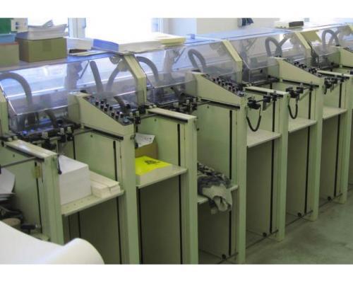 c. p. Bourg Modulen Zusammentragmaschine - Bild 3