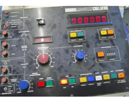 c. p. Bourg Modulen Zusammentragmaschine - Bild 4