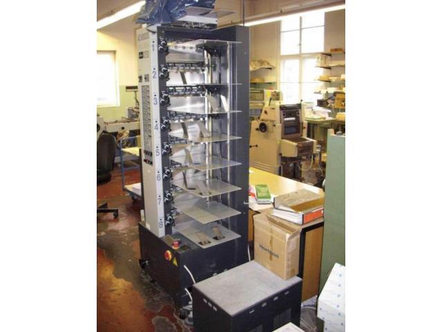 Horizon AC-8000 S Einzelblatt-Zusammentragturm - 1