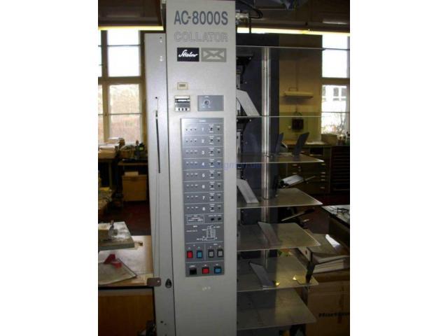 Horizon AC-8000 S Einzelblatt-Zusammentragturm - 2