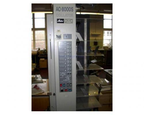 Horizon AC-8000 S Einzelblatt-Zusammentragturm - Bild 2