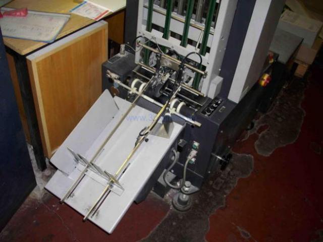 Horizon AC-8000 S Einzelblatt-Zusammentragturm - 3