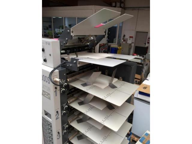 Horizon AC-8000 S Einzelblatt-Zusammentragturm - 5
