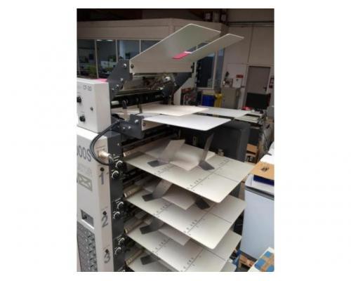 Horizon AC-8000 S Einzelblatt-Zusammentragturm - Bild 5