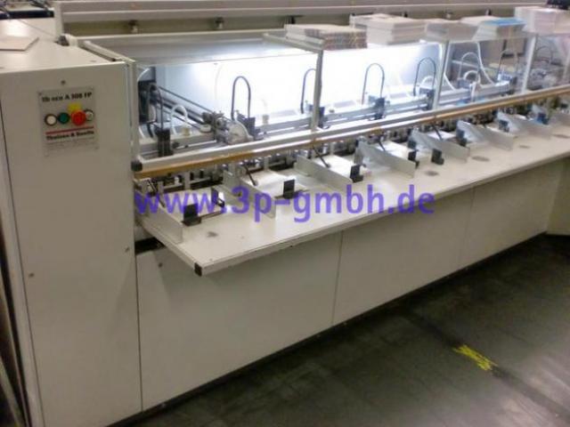 Theisen & Bonitz Eco A 308 FP Zusammentragmaschine - 1