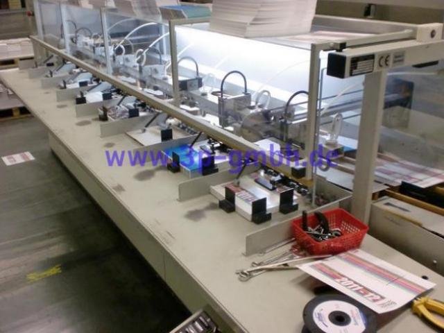 Theisen & Bonitz Eco A 308 FP Zusammentragmaschine - 2