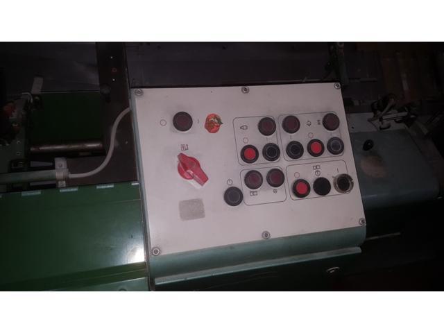 Polygraph Brehmer 882.2 Lagen-Zusammentragmaschine - 4