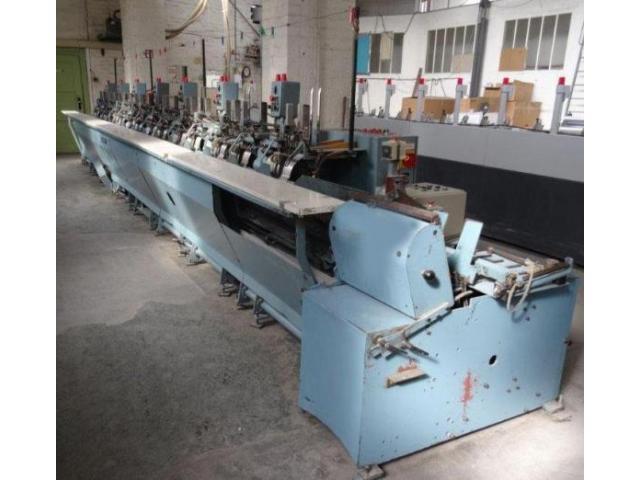Ehlermann ZTM 222 Signaturen-Lagen-Zusammentragmaschine - 1