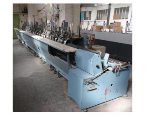 Ehlermann ZTM 222 Signaturen-Lagen-Zusammentragmaschine - Bild 1