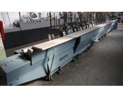 Ehlermann ZTM 222 Signaturen-Lagen-Zusammentragmaschine - Bild 2