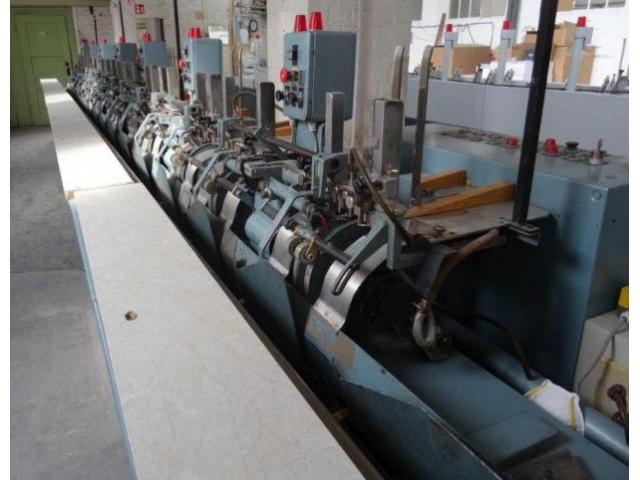 Ehlermann ZTM 222 Signaturen-Lagen-Zusammentragmaschine - 4