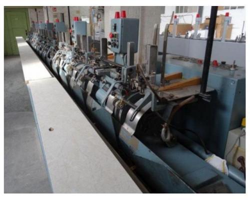 Ehlermann ZTM 222 Signaturen-Lagen-Zusammentragmaschine - Bild 4