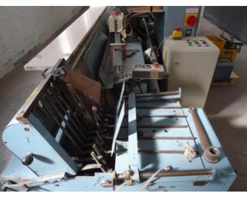Ehlermann ZTM 222 Signaturen-Lagen-Zusammentragmaschine - Bild 5