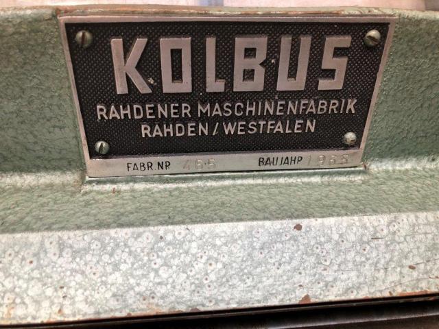 Kolbus KS Kalikoschere - 9