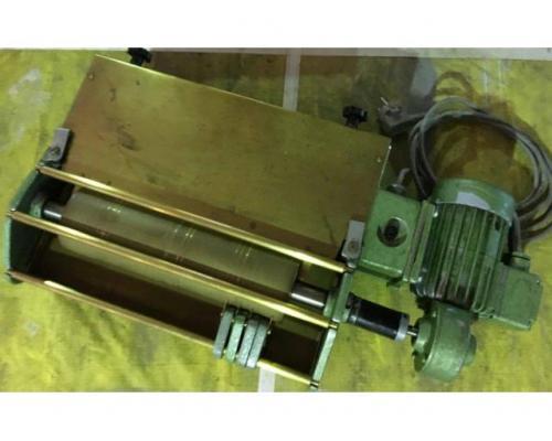 Sumbel Enano 250 Einwalzen-Anleimmaschine - Bild 1