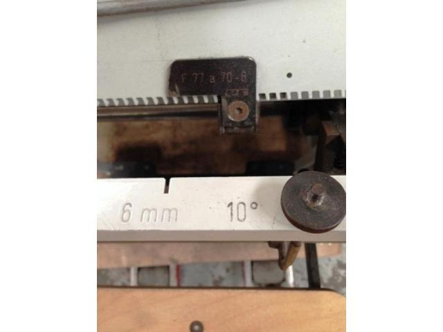 Pfäffle F 77a halbautomatische Spiralbindemaschine - 3