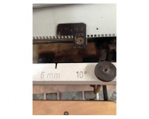 Pfäffle F 77a halbautomatische Spiralbindemaschine - Bild 3