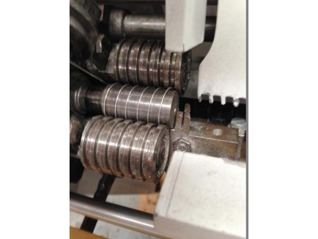 Pfäffle F 77a halbautomatische Spiralbindemaschine - 4