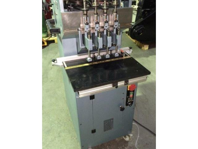 Constantin Hang 114-4 Papierbohrmaschine - 1