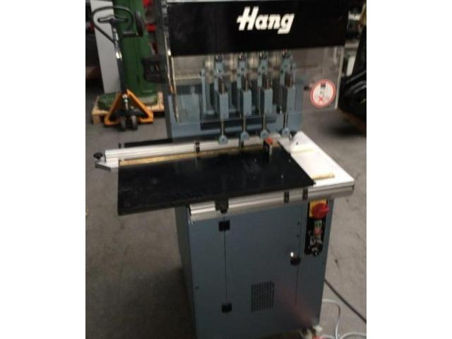 Constantin Hang 114-4 Papierbohrmaschine - 4