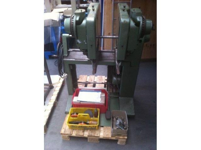 Constantin Hang 150 Doppel-Nietmaschine - 1