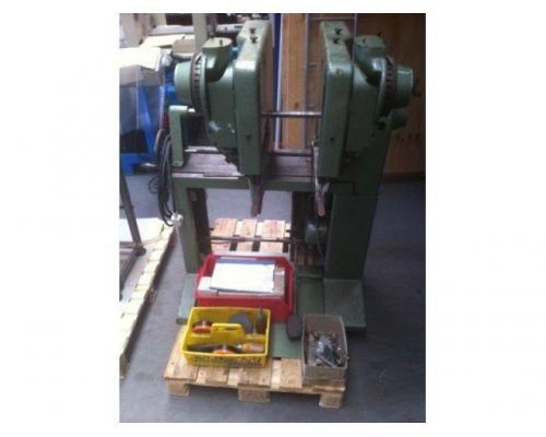 Constantin Hang 150 Doppel-Nietmaschine - Bild 1