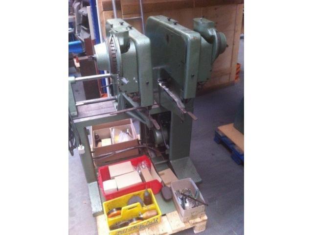 Constantin Hang 150 Doppel-Nietmaschine - 2