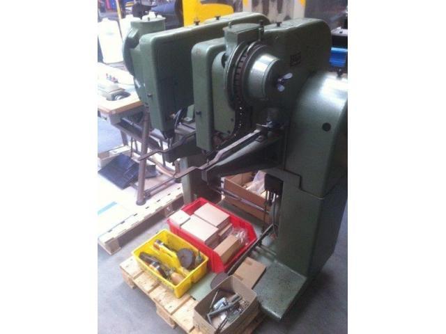 Constantin Hang 150 Doppel-Nietmaschine - 3