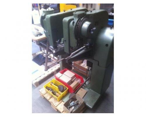 Constantin Hang 150 Doppel-Nietmaschine - Bild 3