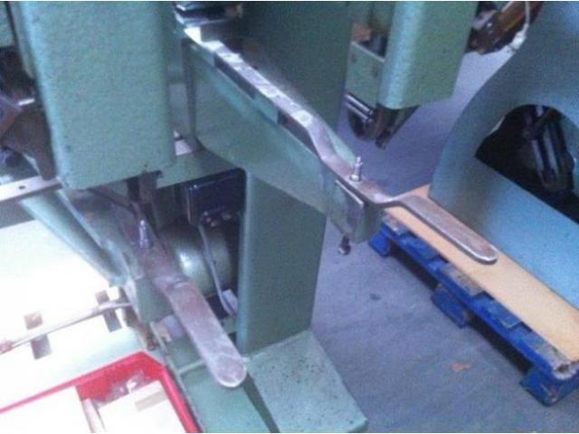 Constantin Hang 150 Doppel-Nietmaschine - 4